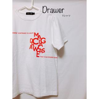 ドゥロワー(Drawer)の2点セット★ドゥロワー Drawer Tシャツ(Tシャツ(半袖/袖なし))