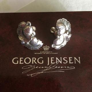 Georg Jensen - ジョージジェンセン イヤリング 50A