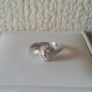 プラチナ900 ダイヤモンドリング♡(リング(指輪))