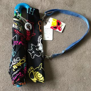 ヒステリックミニ(HYSTERIC MINI)のヒスミニの折り畳み傘(傘)