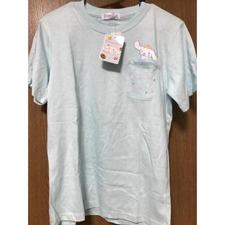 シナモロール(シナモロール)のサンリオ シナモンロール Tシャツ(Tシャツ(半袖/袖なし))