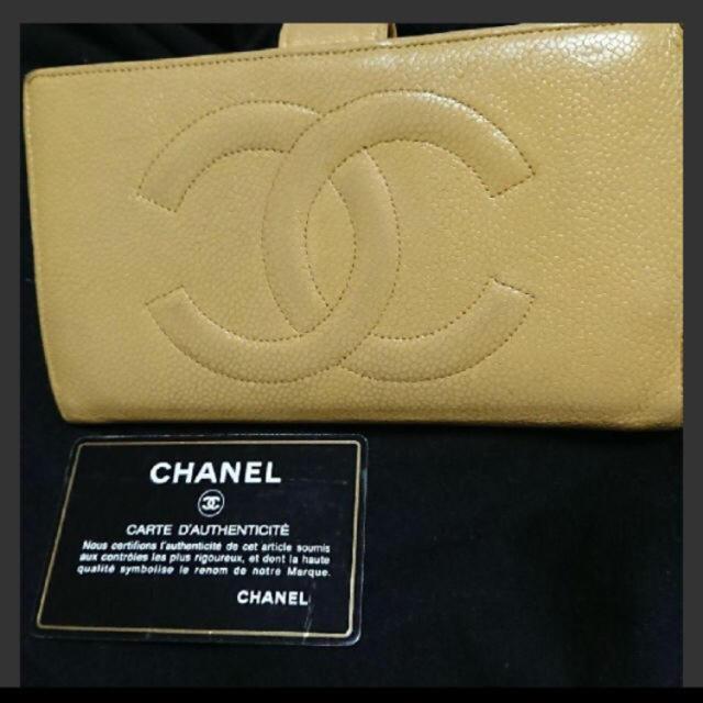 クロエ バッグ 偽物ヴィヴィアン 、 CHANEL - シャネル 長財布の通販 by まゆ's shop|シャネルならラクマ