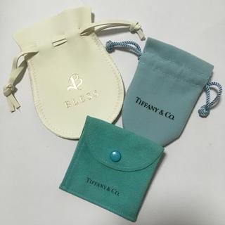 ティファニー(Tiffany & Co.)のティファニー 巾着 セット✨(その他)