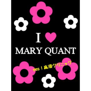 マリークワント(MARY QUANT)のお値下✨♥マリークワント シュシュ 黒(ヘアゴム/シュシュ)