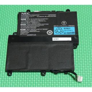 エヌイーシー(NEC)の▲NEC PC-HF150BA等 純正バッテリー PC-VP-WP140 新品(PCパーツ)