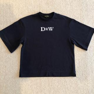 ドゥロワー(Drawer)のあさり様同梱☆ドゥロワーDrawer 19SS 新作プリントエンブレム ロゴT(Tシャツ(半袖/袖なし))
