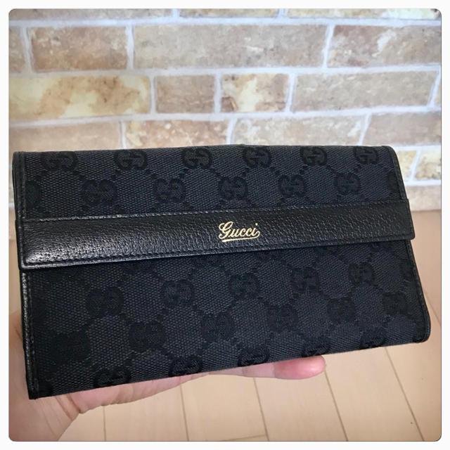 Gucci - 《美品》GUCCI(グッチ)長財布の通販 by ジェイソン's shop|グッチならラクマ