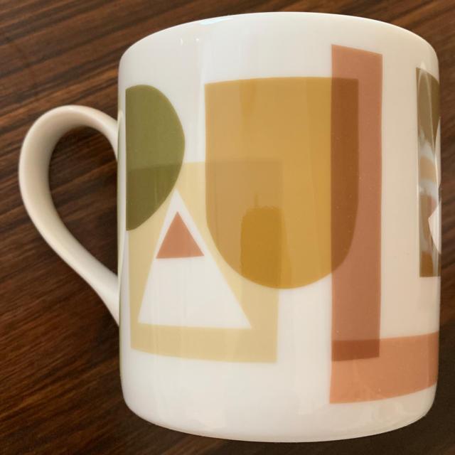 Paul Smith(ポールスミス)の【値下げ中】ペアマグカップ(Paul Smith) インテリア/住まい/日用品のキッチン/食器(グラス/カップ)の商品写真