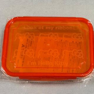 ハローキティ(ハローキティ)の青山xハローキティー オリジナルレンジ容器   非売品(容器)
