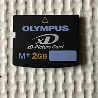 オリンパス(OLYMPUS)のXD  picture  card 2GB(その他)