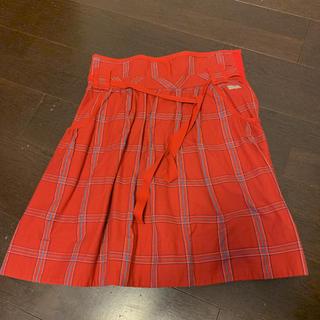 マークバイマークジェイコブス(MARC BY MARC JACOBS)のひざ丈スカート(ひざ丈スカート)