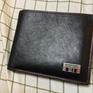 バーバリーブラックレーベル(BURBERRY BLACK LABEL)のバーバリーブラックレーベル財布(折り財布)