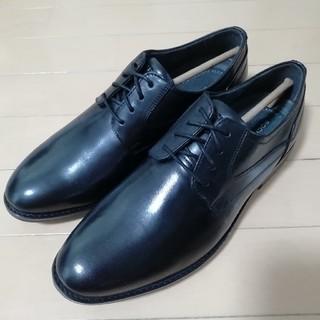 ロックポート(ROCKPORT)の新品未使用 ロックポート 革靴 ビジネスシューズ 25cm ブラック(ドレス/ビジネス)