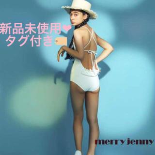 メリージェニー(merry jenny)の新品❤︎ merryjenny swimwear(水着)
