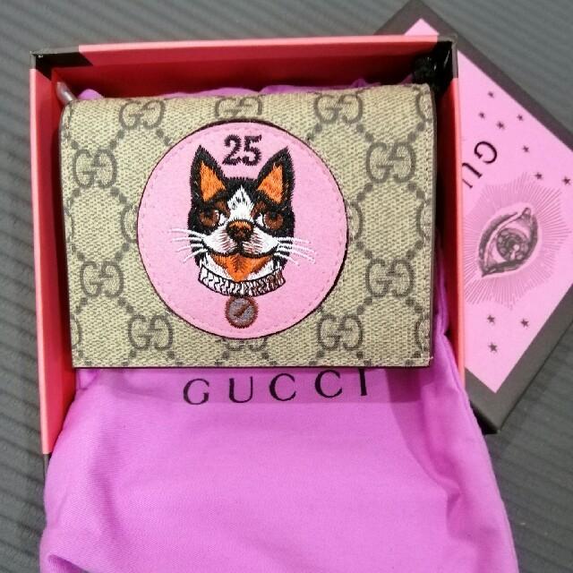エゴイスト バッグ 激安 usj / Gucci - 美品 グッチ 折り財布 ミニ財布 犬 GUCCI の通販 by おさゆう☀︎'s shop|グッチならラクマ