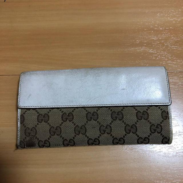 Gucci - GUCCI グッチ 長財布 ハートの通販 by うっし-'s shop|グッチならラクマ