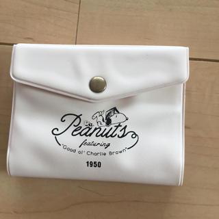 ピーナッツ(PEANUTS)のスヌーピカードケース(パスケース/IDカードホルダー)