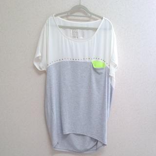 ミスティウーマン(mysty woman)のミスティウーマン Tシャツ 半袖 Mサイズ(Tシャツ(半袖/袖なし))