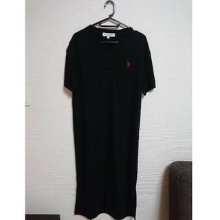 ポロラルフローレン(POLO RALPH LAUREN)のポロラルフローレン POLO Tシャツ ワンピース(ロングワンピース/マキシワンピース)