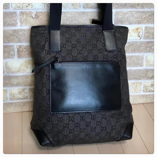 Gucci - 《美品》GUCCI(グッチ)ハンドバッグの通販 by ジェイソン's shop|グッチならラクマ