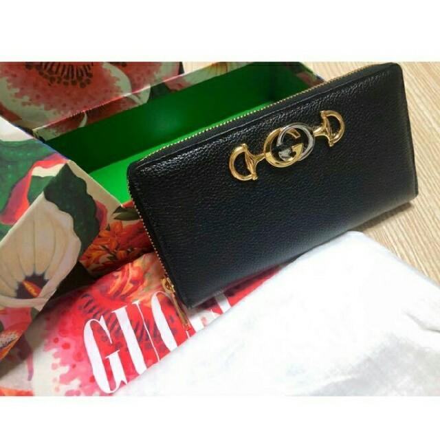ルイ ヴィトン 財布 激安 twitter | Gucci -  GUCCI グッチ 長財布の通販 by SME's shop|グッチならラクマ