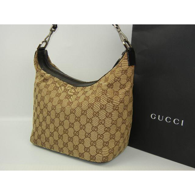 Gucci - 本物 ☆GUCCI☆ グッチ/お洒落/GG /ハンド/ショルダーの通販 by まーくん's shop|グッチならラクマ