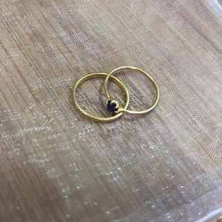 アッシュペーフランス(H.P.FRANCE)のイロンデール hirondelle リングセット(リング(指輪))