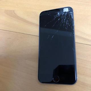 アップル(Apple)のiPhone6 64GB sim フリージャンク品(スマートフォン本体)