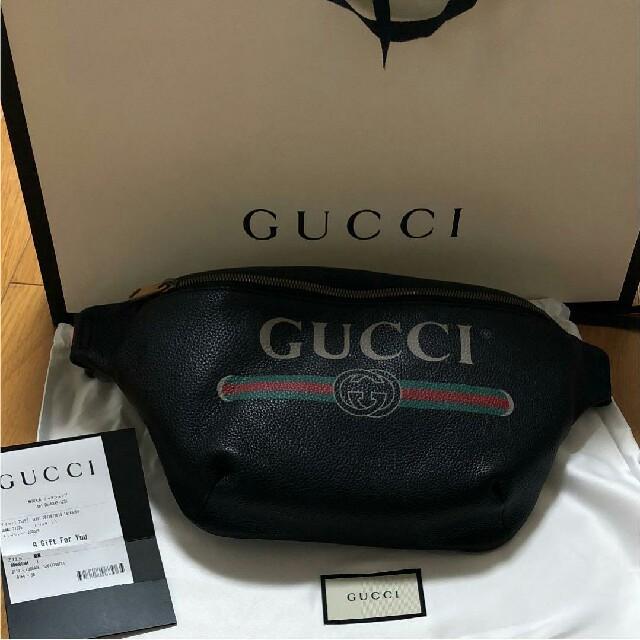 無地 バッグ 激安 tシャツ - Gucci - グッチ ボディバック ベルトバックの通販 by SME's shop|グッチならラクマ