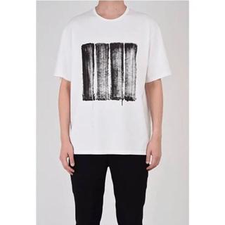 ラッドミュージシャン(LAD MUSICIAN)のLADMUSICIAN■BIGTシャツ■美品■ホワイト(Tシャツ/カットソー(半袖/袖なし))