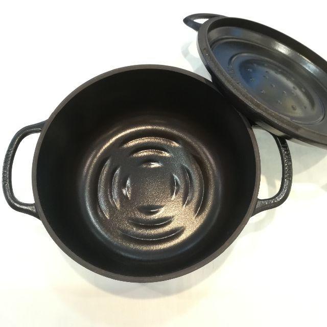Vermicular(バーミキュラ)のメニーピースさん専用 5合炊き バーミキュラライスポット スマホ/家電/カメラの調理家電(炊飯器)の商品写真