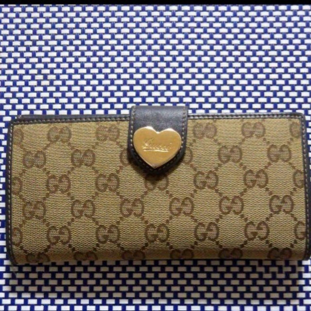 Gucci - GUCCI長財布の通販 by ニックス|グッチならラクマ
