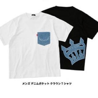 ロデオクラウンズワイドボウル(RODEO CROWNS WIDE BOWL)のRCWB★限定Tシャツ(Lサイズ)(Tシャツ/カットソー(半袖/袖なし))