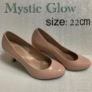ミスティック(mystic)のMystic Glow パンプス 日本製(ハイヒール/パンプス)