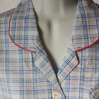 エドウィン(EDWIN)のEDWIN 2パンツ 夏~ 綿100%  半袖8分パンツ+半パンツ Mサイズ(パジャマ)