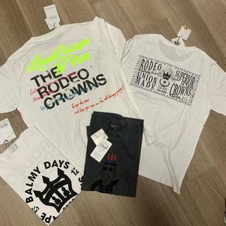 ロデオクラウンズワイドボウル(RODEO CROWNS WIDE BOWL)のRCWB★メンズMサイズまとめ売り(Tシャツ/カットソー(半袖/袖なし))