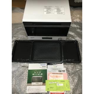 パナソニック(Panasonic)のパナソニック ビストロ スチームオーブンレンジ 30L NE-BS805-W(電子レンジ)