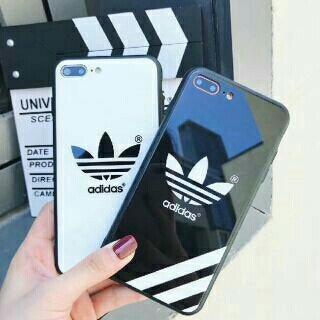 アディダス(adidas)のアディダス iPhoneケース iPhoneカバー(iPhoneケース)