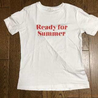 ジーユー(GU)のグラT(Tシャツ(半袖/袖なし))