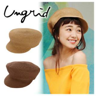 Ungrid - ungrid マリンキャップ