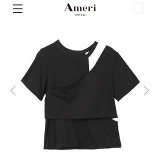 アメリヴィンテージ(Ameri VINTAGE)のアメリ MY ELABORATE TEE アメリヴィンテージ(Tシャツ(半袖/袖なし))