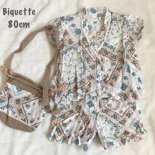 ビケット(Biquette)のBiquette ビケット 浴衣甚平(甚平/浴衣)
