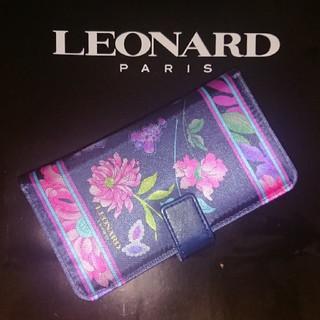 レオナール(LEONARD)のレオナール 携帯ケース(モバイルケース/カバー)
