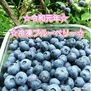 ☆かか様専用 冷凍ブルーベリー☆2㌔(フルーツ)