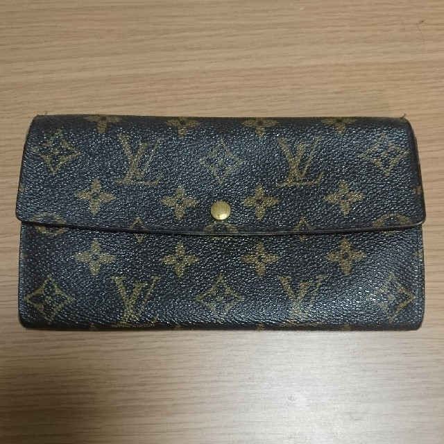 LOUIS VUITTON - ルイヴィトン 長財布 中古の通販 by kasa shop|ルイヴィトンならラクマ