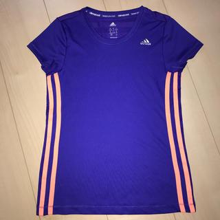 アディダス(adidas)のアディダス Tシャツ プラシャツ トレーニングシャツ 140(Tシャツ/カットソー)