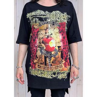 ロエン(Roen)のスイッチブレード 新作 hyde着 Mサイズ Tシャツ(Tシャツ/カットソー(半袖/袖なし))