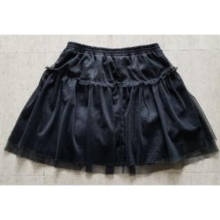 ジーユー(GU)のGU チュールスカート 150(スカート)