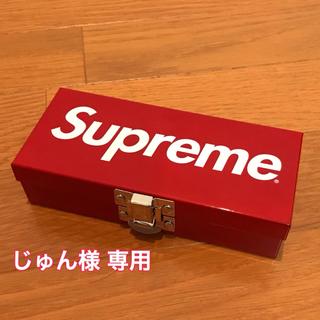 シュプリーム(Supreme)のじゅん様 専用(ケース/ボックス)