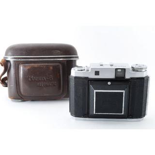マミヤ(USTMamiya)のMamiya-6 マミヤ 75mm f/3.5 Medium フィルムカメラ(フィルムカメラ)